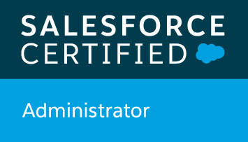 Saleforce Certified Adminstrator
