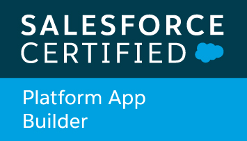 Saleforce Certified Platform APP Builder