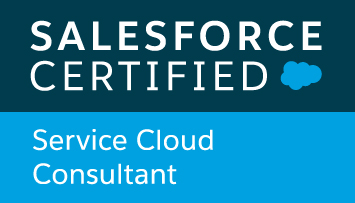 Saleforce Certified Service Cloud Consultant