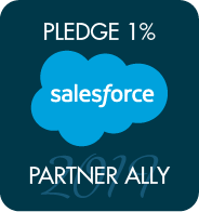Pledge 1% Salesforce Partner Ally